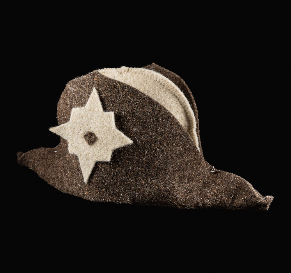 "Шляпа банная ""Наполеон"""