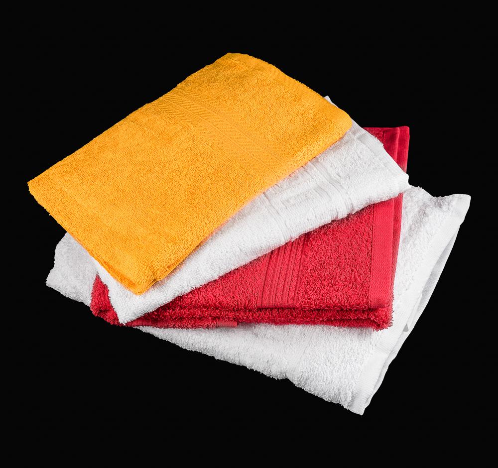 Полотенца махровые 40х70 см
